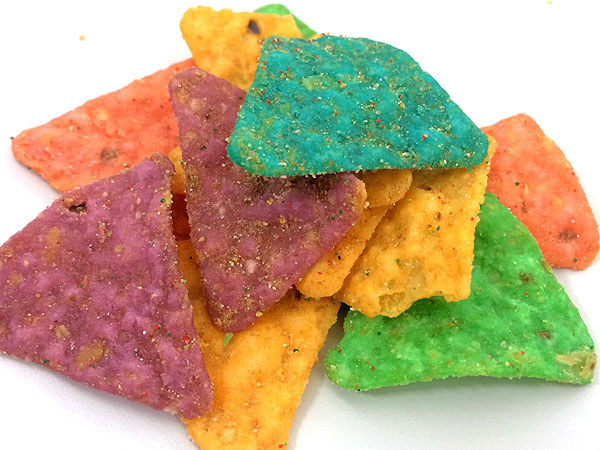 Rainbow Doritos Exist And They Don't Give A Damn About Your Sexual Orientation