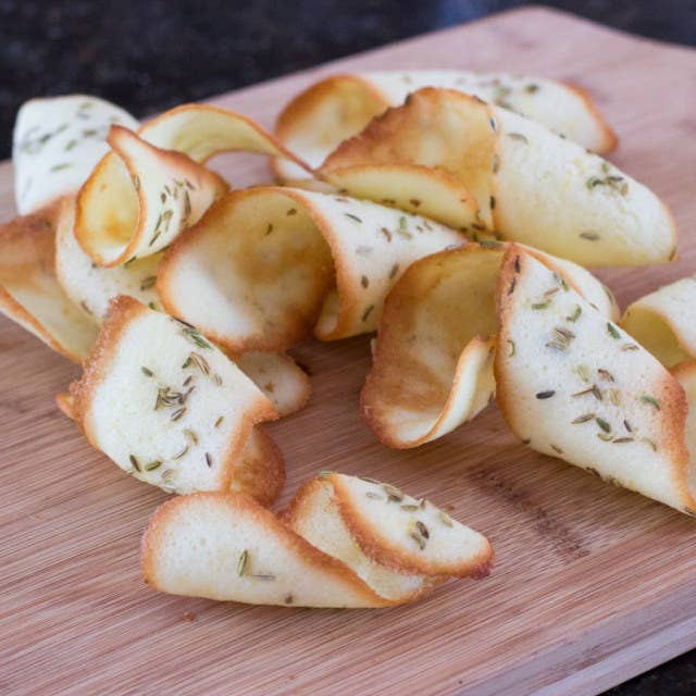 Czechs know the best christmas cookies feature fennel. Here's the recipe.