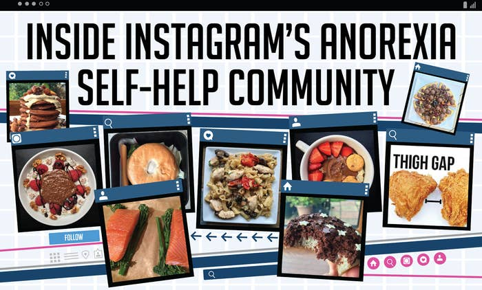 Meet The Teen Girls Using Instagram To Recover From Anorexia