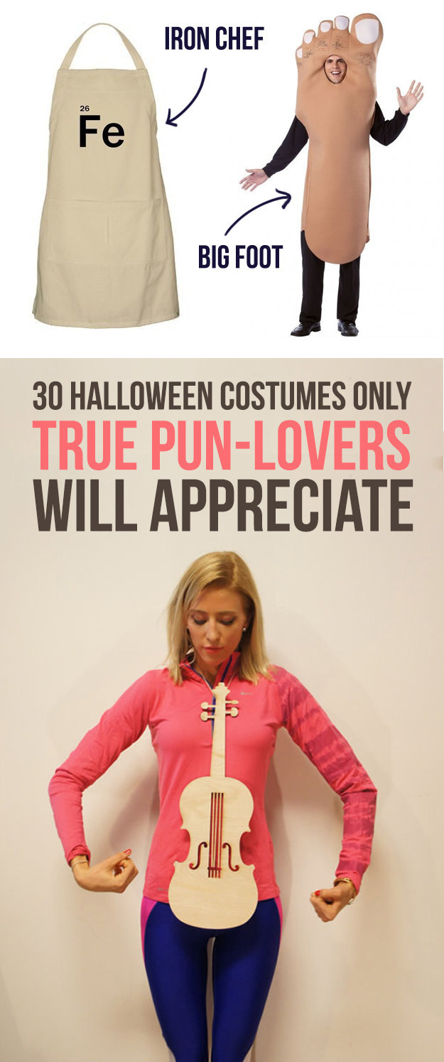 Share On Facebook Share ...  sc 1 st  BuzzFeed & 30 Halloween Costumes Only True Pun-Lovers Will Appreciate