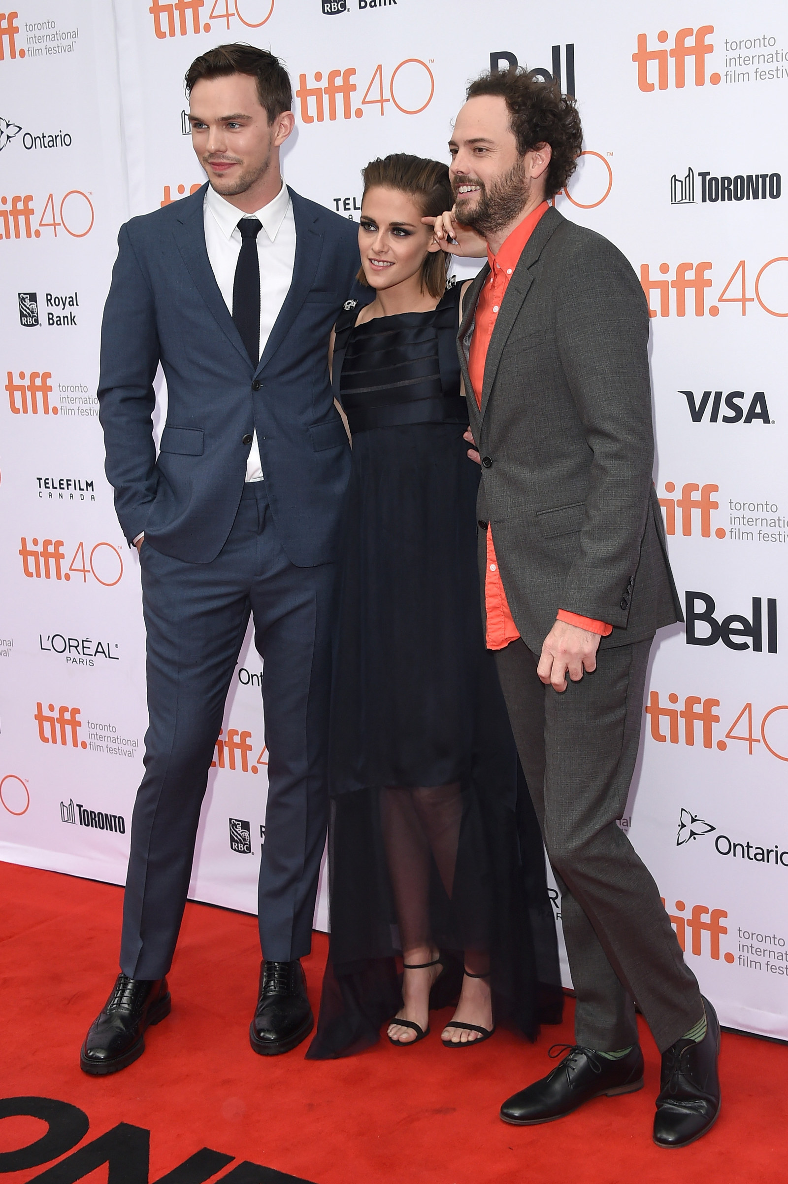 "Kristen Stewart Talks About Honesty, Privacy, And Her New Movie ""Equals"""