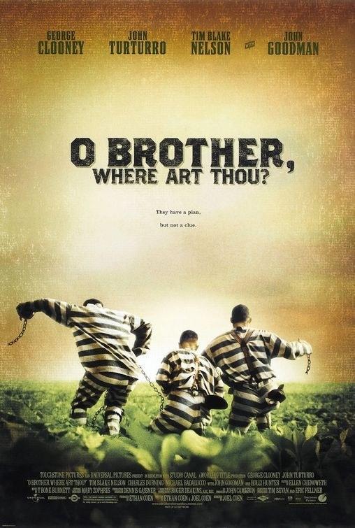 O Brother Where Art Thou  Eine MississippiOdyssee