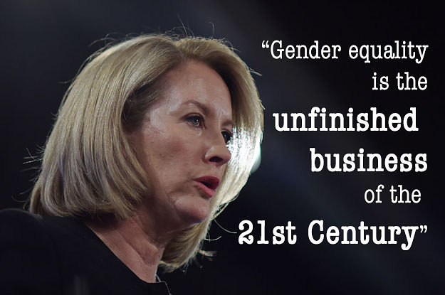 Gender Equality Quotes Pleasing 12 Inspiring Quotes About Feminism That'll Pump You Up