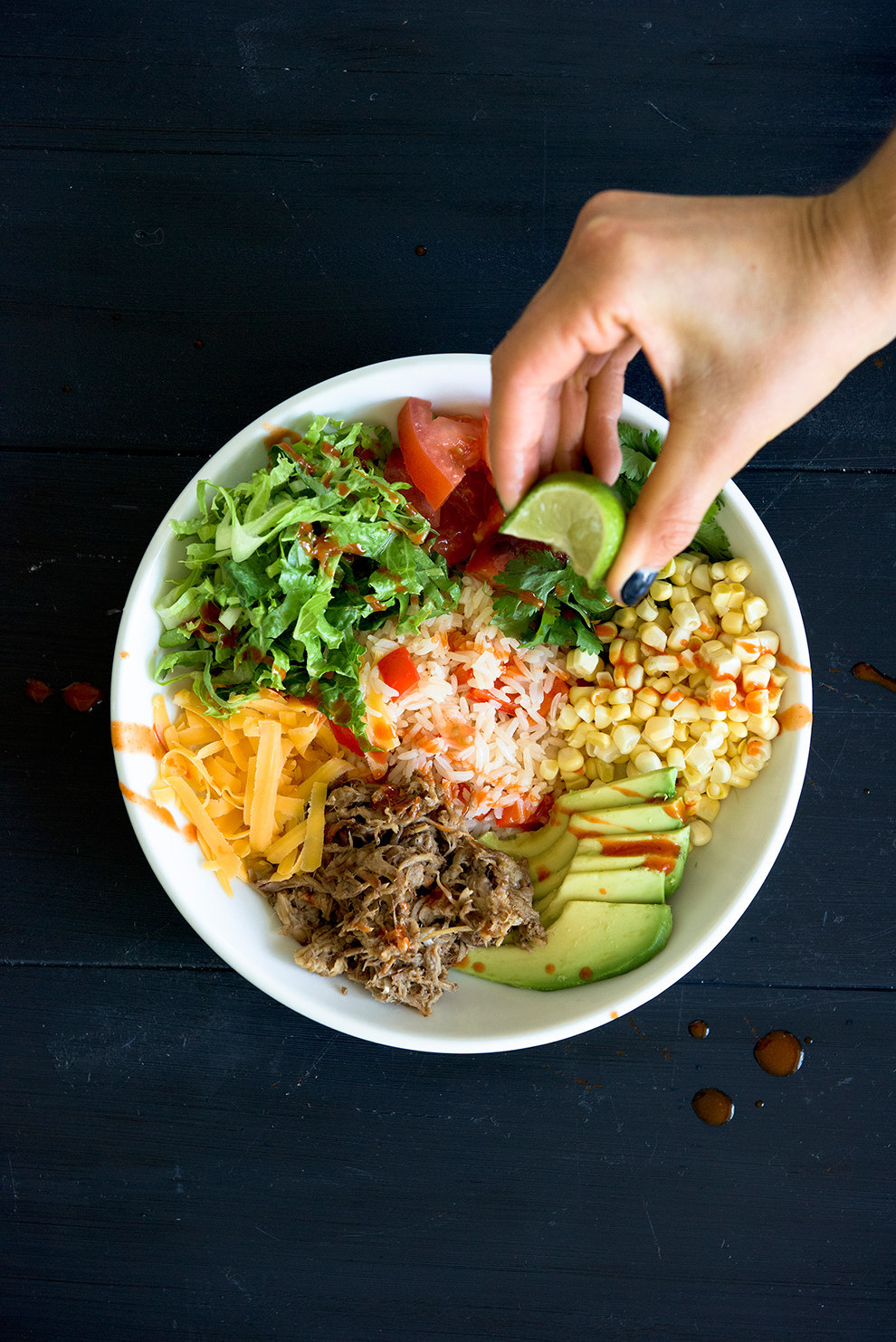 This Slow Cooker Pork Rice Bowl Is Quick, Easy, And Filling
