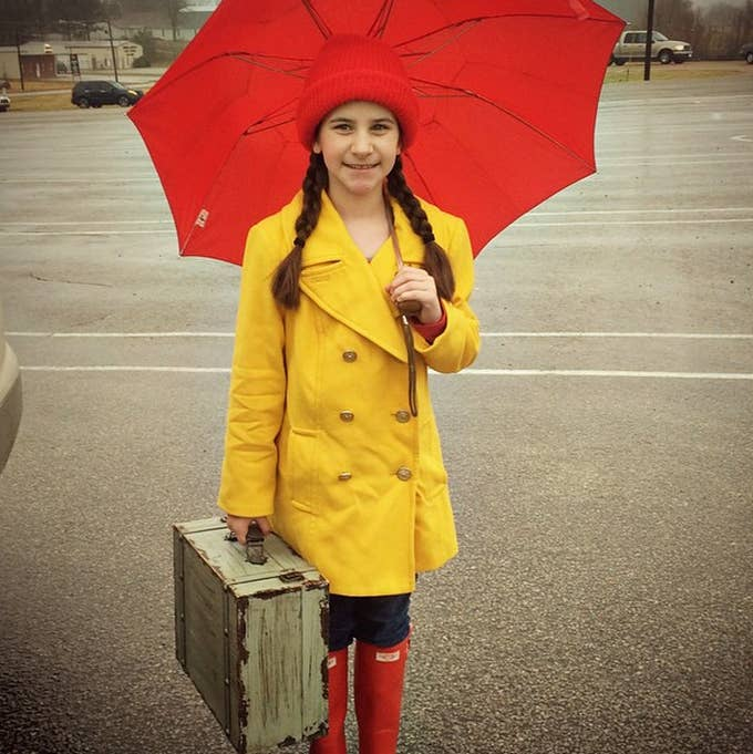 49 halloween costumes all book lovers will appreciate 11 paddington bear from michael bond and peggy fortnums a bear called paddington solutioingenieria Images