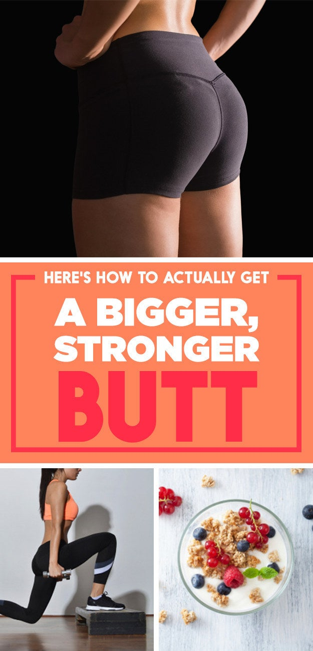 17 things you should know before trying to get a bigger butt