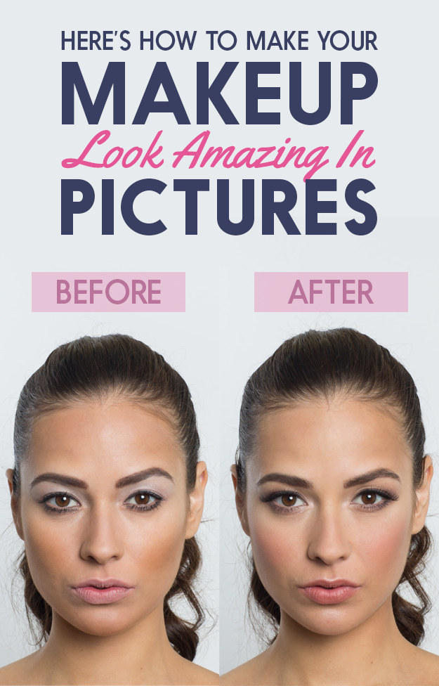 How To Make Your Face Look Skinny With Makeup