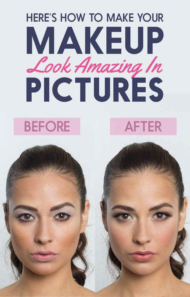 3b7eb3291b2a Here s How To Do Your Makeup So It Looks Incredible In Pictures