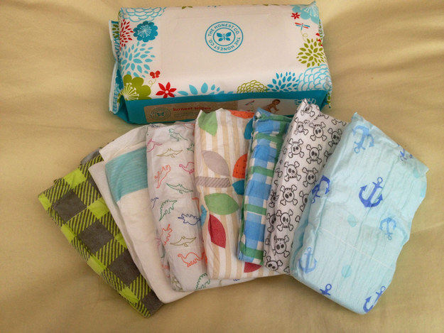 Stash wipes and a few extra diapers in the back of your car so you can always change your baby in a pinch.
