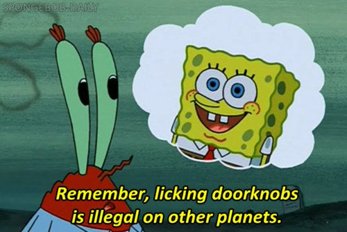 Spongebob Quotes 25 Of The Most Hilarious