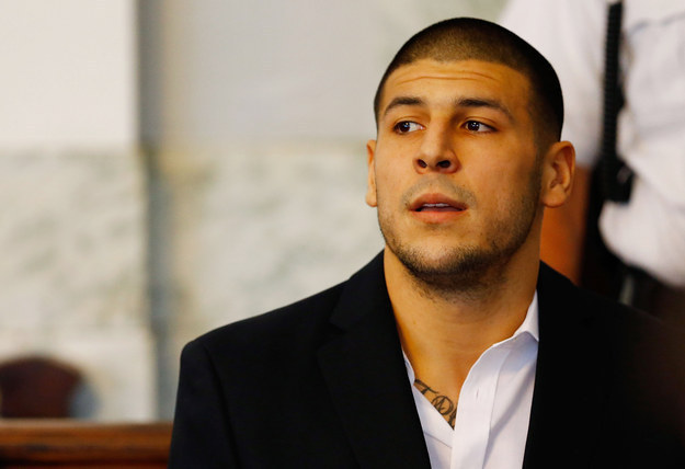 "Aaron Hernandez's Lawyers Want To Know If One Of His Jurors Called Him A ""Thug"""