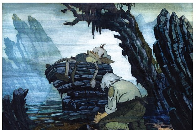 12 Stunning Never-Released Images From Disney's Animation Studio