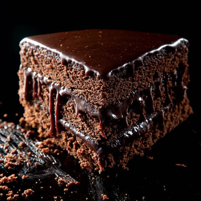 Grandma's Very Moist Chocolate Layer Cake: Get the recipe here.