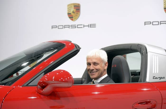 "The new Volkswagen boss, Matthias Müller, whose predecessor resigned this week over the emissions scandal, was head of Porsche when the VW subsidiary was involved in an earlier environmental lobbying row.Müller was appointed CEO of Porsche in 2010. In 2012, a Porsche adviser was accused of drafting a European parliament bill, presented to the parliament by a Czech MEP, which would have weakened EU noise pollution laws.The ""compromise amendment"" was put forward in September 2012 by the centre-right MEP Miroslav Ouzký. It would have reduced noise thresholds for many vehicle types, but especially for high-performance sports vehicles, such as Porsches. However, the campaign group Transport and Environment got hold of a PowerPoint presentation which appeared to show that the author of part of the compromise amendment was one Hans-Martin Gerhard, the head of Porsche's acoustics department. Transport and Environment said that this revealed ""undue influence"" from the manufacturer over European law."