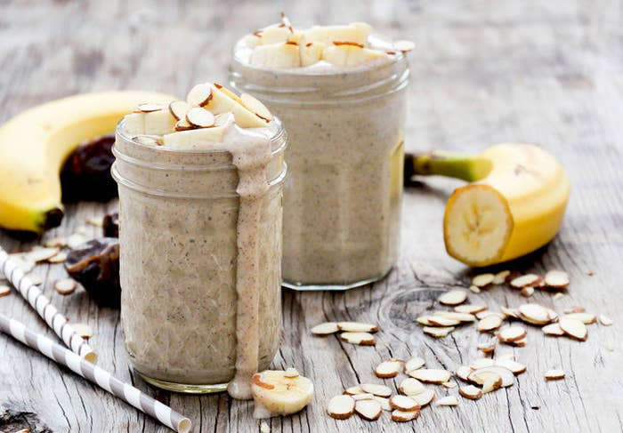 A healthy smoothie that tastes just like a milkshake! Get the recipe.