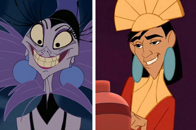 "Which ""The Emperor's New Groove"" Character Are You?"