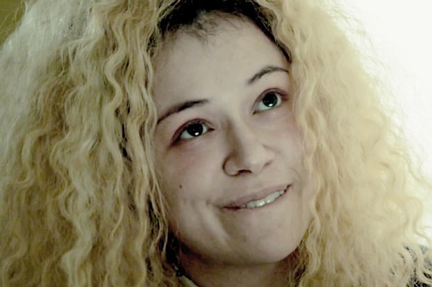 "Super 11 Times Helena From ""Orphan Black"" Was Too Cute To Be A Psychopath FX45"