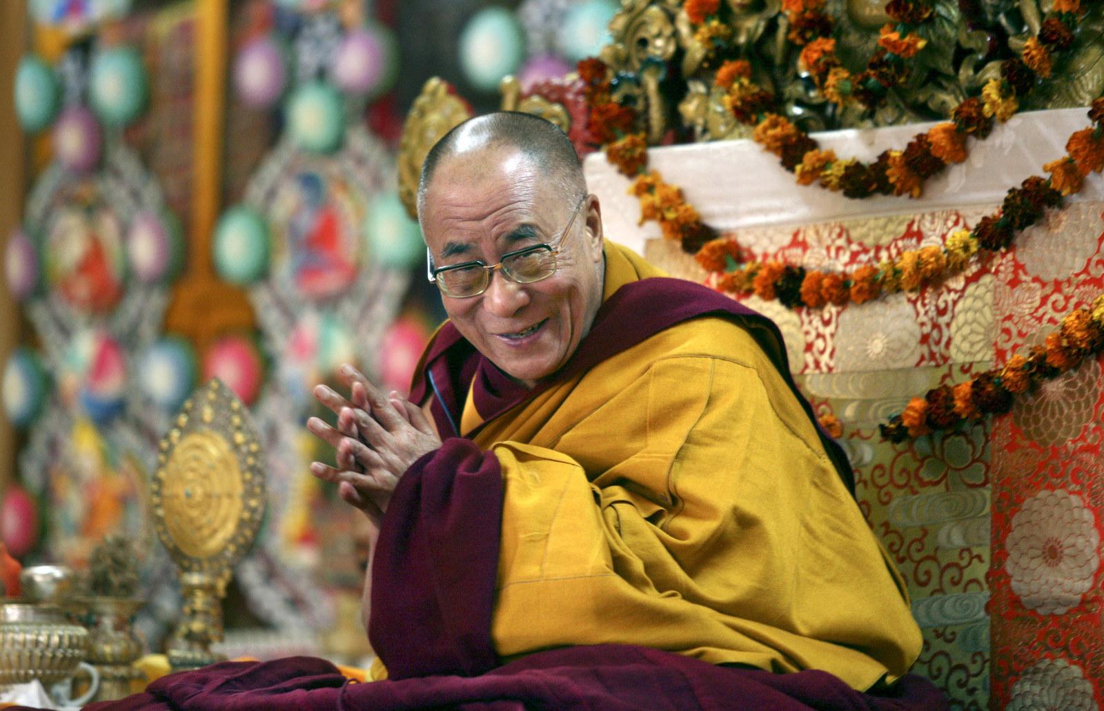 Dalai Lama Remains Hospitalized After Canceling U.S. Appearances