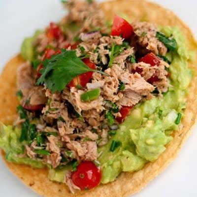 16 Deliciosas y sencillas recetas con una lata de atún que alegrarán ...