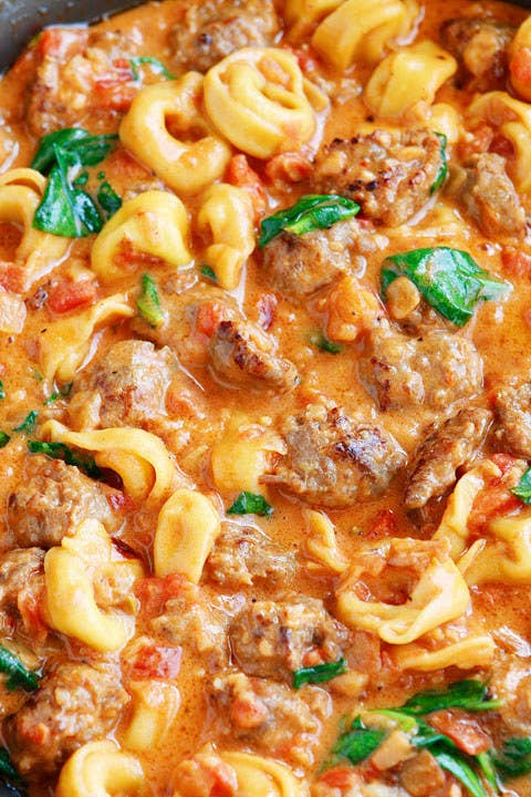 These 17 pastas are incredibly creamy and delicious kevinandamanda forumfinder Image collections