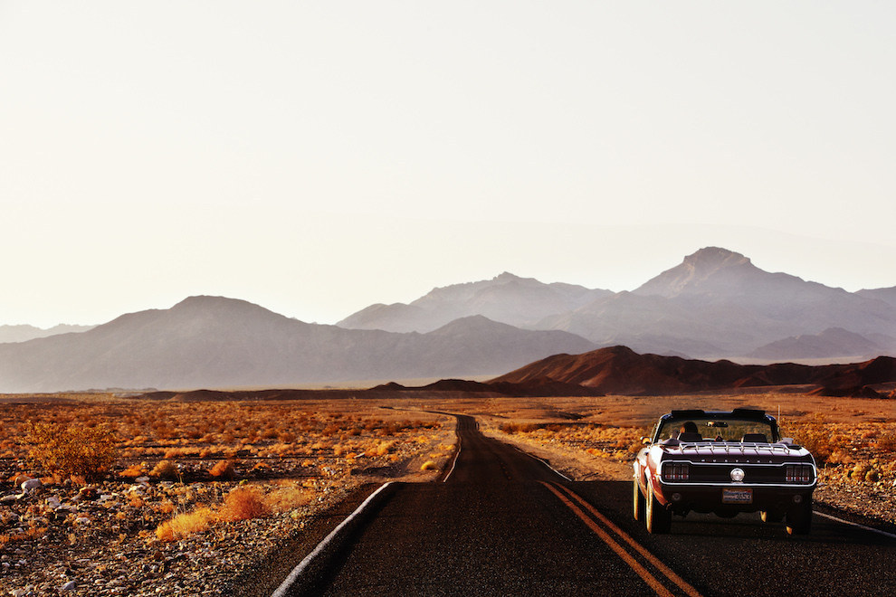 Death Valley National Park (California and Nevada)