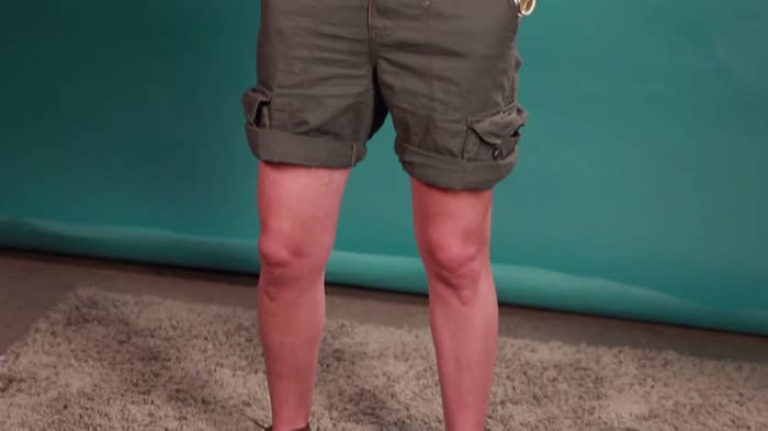 90b2efe522 These Women Wore Cargo Shorts For A Week And Decided They Were OK