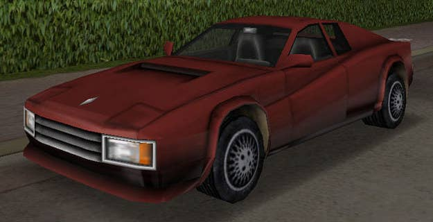 Can You Identify These Cars From Grand Theft Auto Vice City