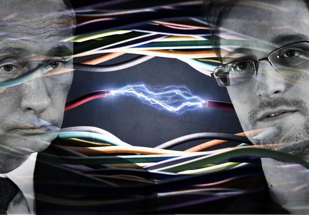 How Edward Snowden Inadvertently Helped Vladimir Putin's Internet Crackdown