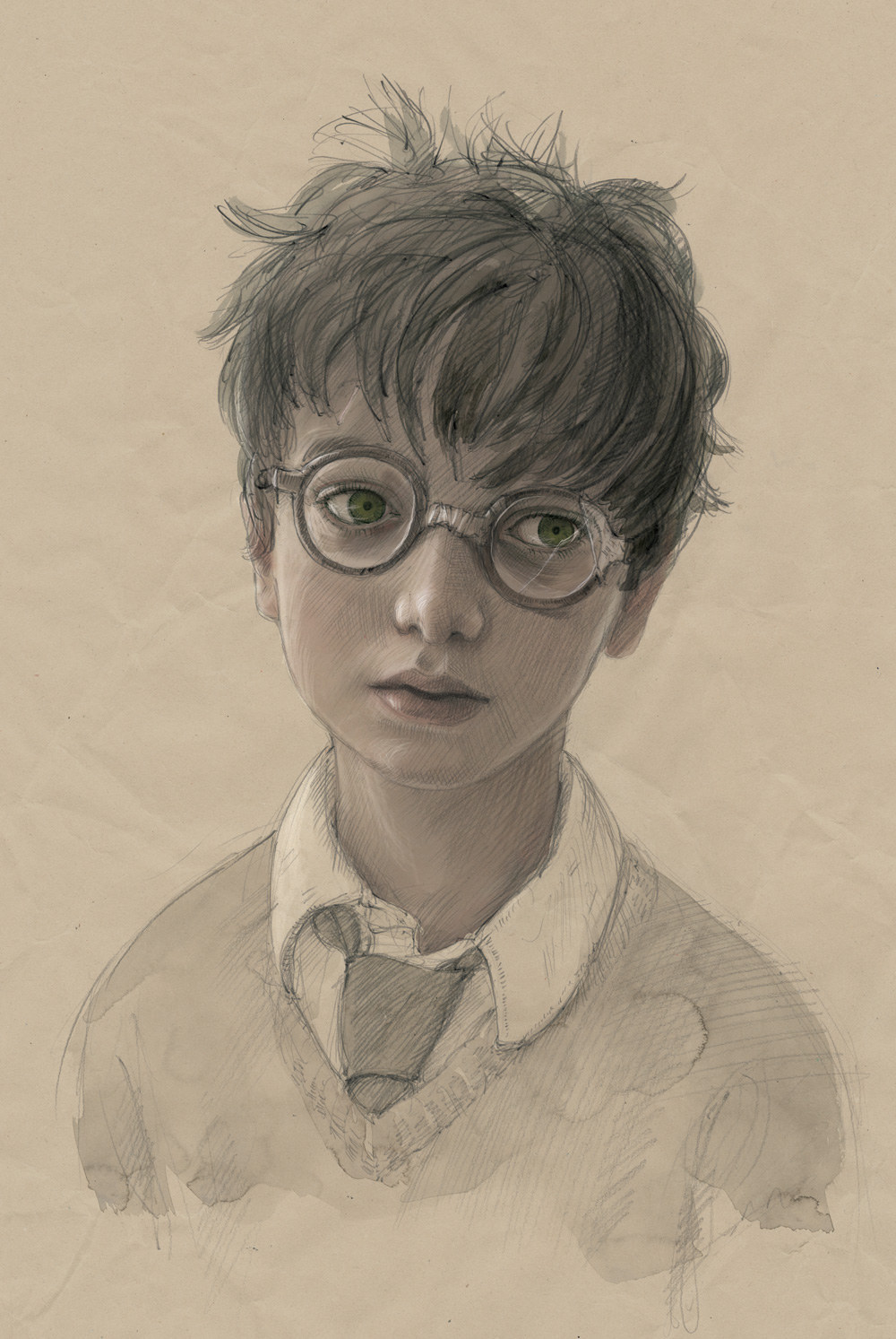 """Here Are Brand-New Images From The Illustrated Edition Of """"Harry Potter"""""""