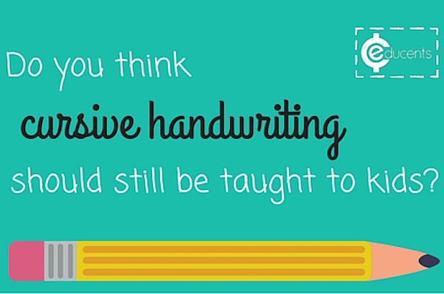 how to teach cursive writing to kids