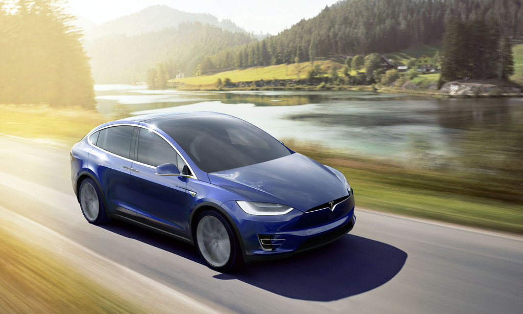 Tesla's Model X Is Finally Here