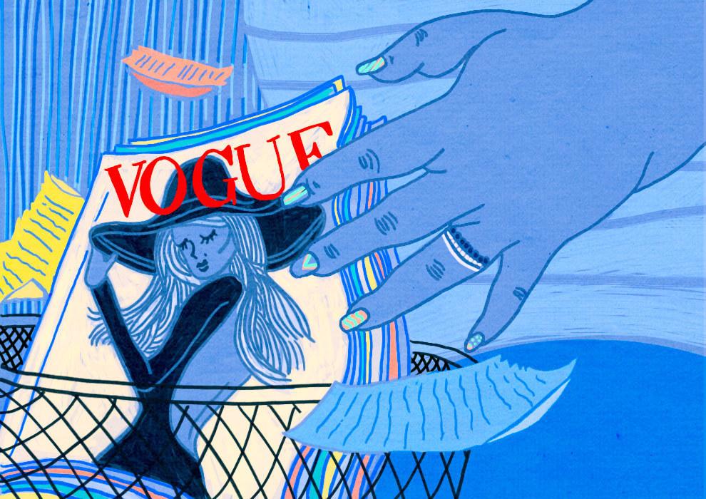 Vogue's Future Depends On Plus-Size Women