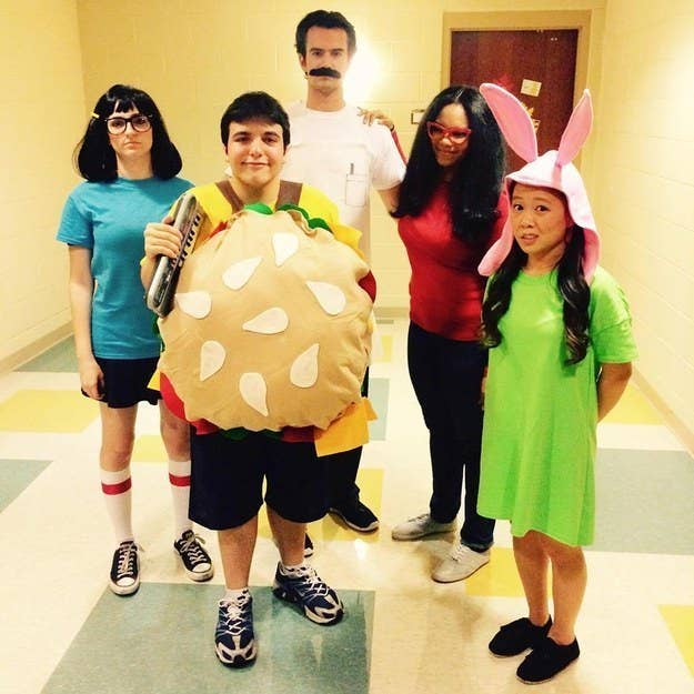 Trio Halloween Costume Ideas For Three Friends.32 Ridiculously Clever Group Halloween Costumes