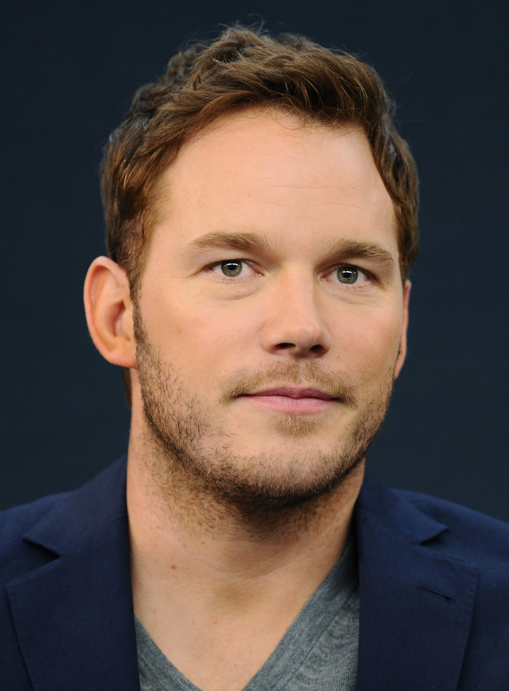Chris Pratt Literally Looks Completely Different With His ...