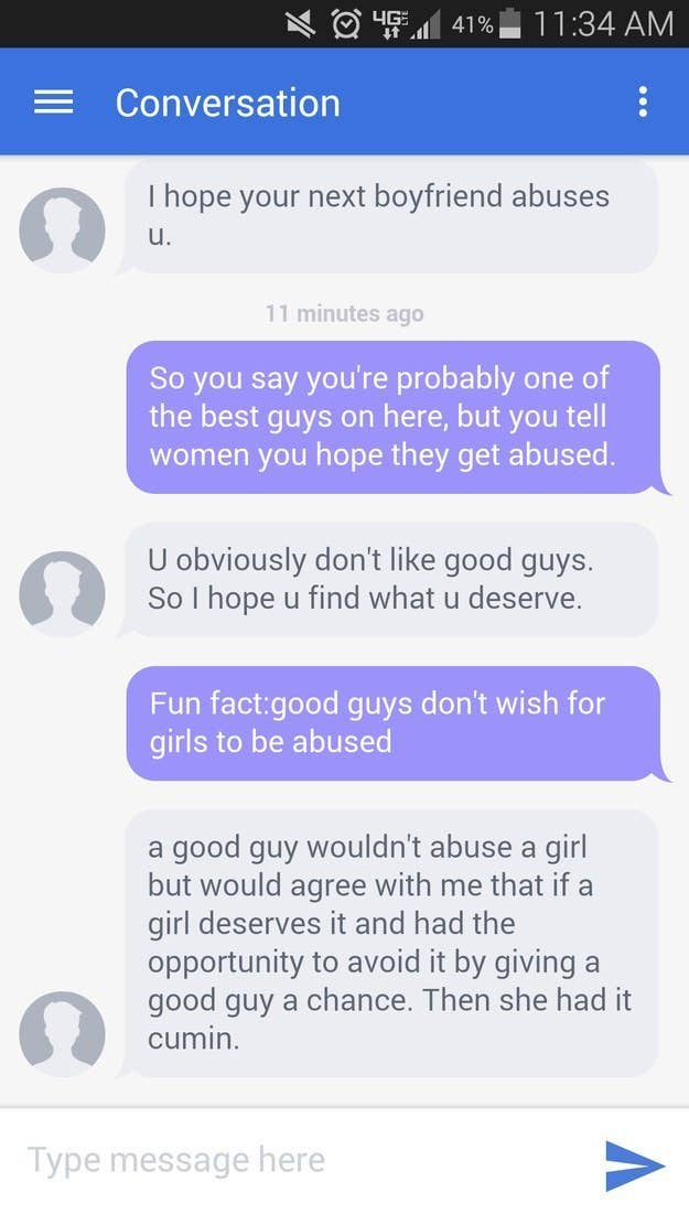 a good conversation with a girl