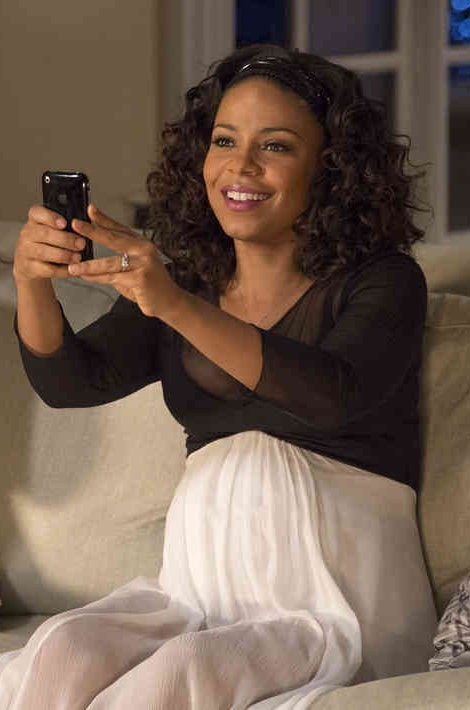 Sanaa Lathan in The Best Man Holiday