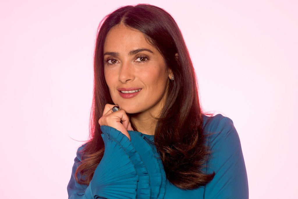 Salma Hayek's Advice For Women Is Basically All You'll Ever Need