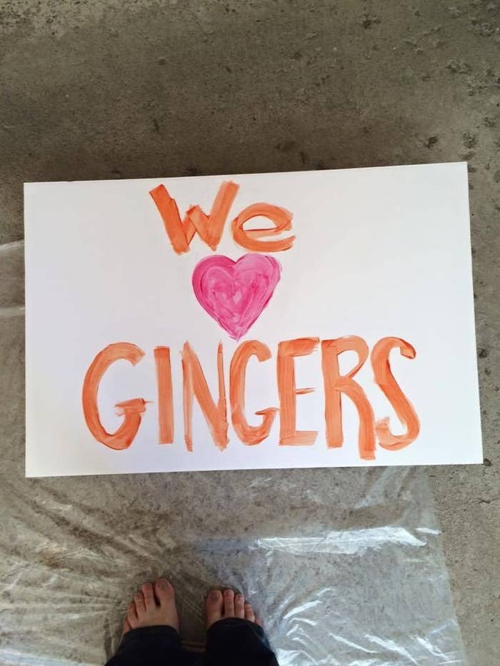 11 Things Gingers Really Want Non-Gingers To Know