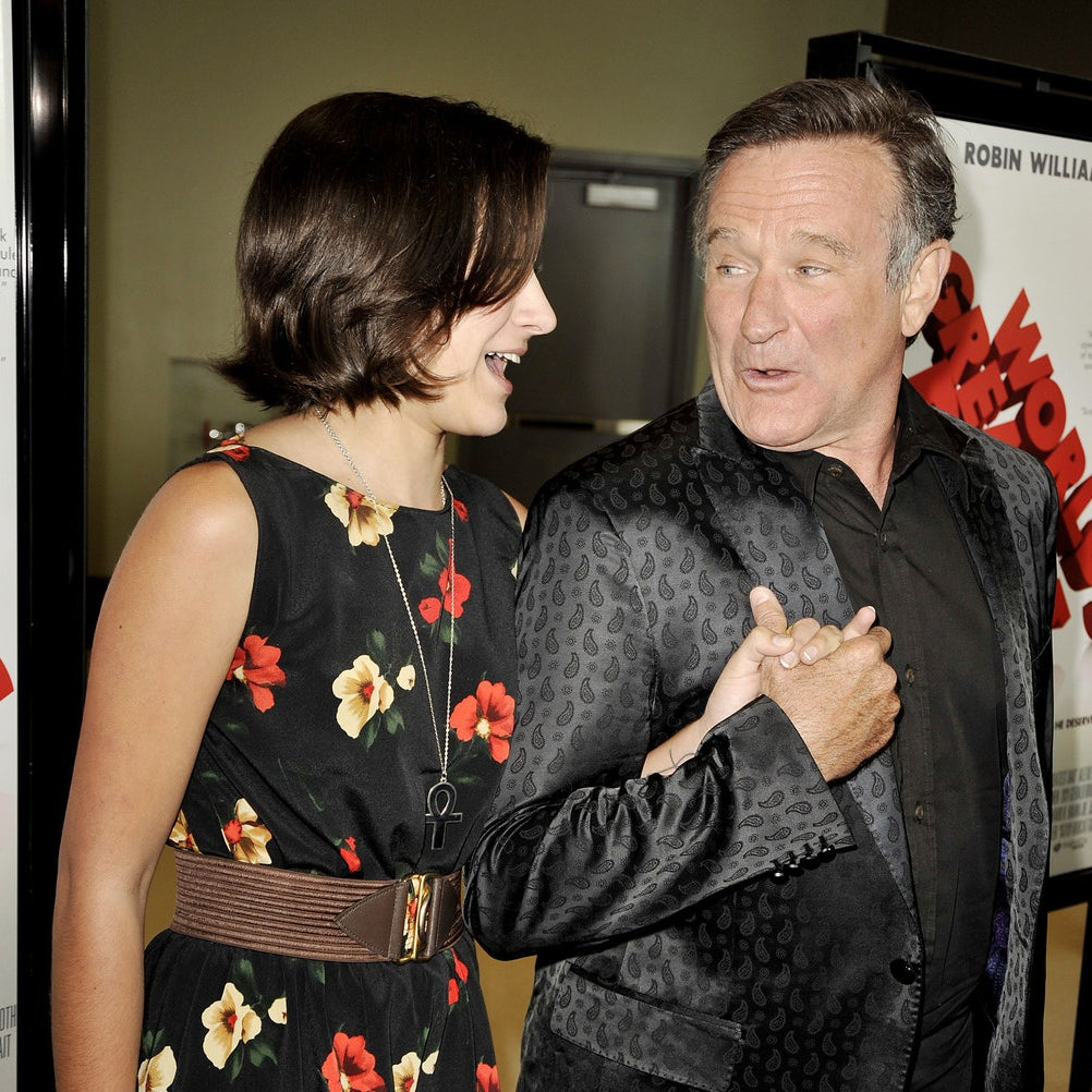 Read This Inspiring Post By Robin Williams' Daughter On Depression