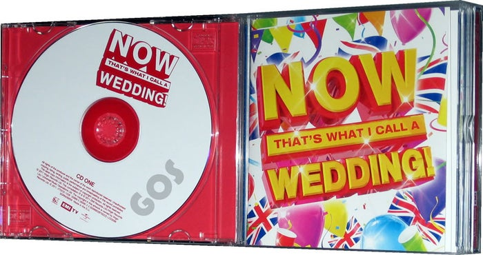 But don't worry: We have countless CDs on standby for when this happens.