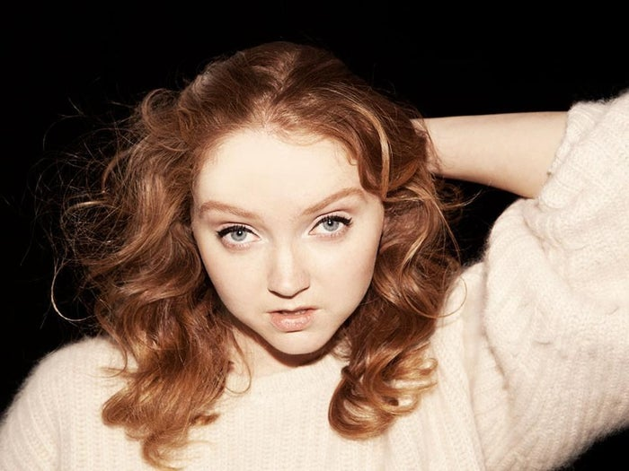 """World peace may be the imagined future of every beauty queen, but rarely do dreams of saving our world ring as true as they do when Lily Cole is involved.From the cover of Vogue magazine at 16, to saving a billion Amazonian trees at 26, Lily is a force of nature. Not content with these successes, she is also working with a team of Nobel-prize winning economists to create a gift-giving site called Impossible.That's Lily's magic. Making the impossible possible. Taking on monster challenges and seeing them through. From working as a supermodel, then actress, to then graduating Cambridge with double honours in art history, she uses her fame to champion hefty issues. Deforestation. Consumerism. Greed.Like the characters she portrays in her films (Snow White and the Huntsman, The Moth Diaries, The Imaginarium of Doctor Parnassus) there is an element of fantasy to her life. Though she made a fortune being a muse for fashion photographers like Juergen Teller, she's not afraid to poke holes in the industry that made her famous.Collaborating with another fashionable redhead, Vivienne Westwood, she created a short film last year, The Red Shoes, showing the contradiction between the beauty of clothes and the waste around trends and seasons. """"When you clean up supply chains and create positive social and environmental impact, then business is a real force for good in the world,"""" says Lily.A force for good is the ethos behind most ventures she focuses on. At 17, she was championing jewellery made from ostrich eggs by Botswana Kalahari bushmen. """"I was inspired by the idea of empowering communities through their skills and work, rather than just relying on charity to fix problems.""""The project was the first example of a trade, not aid, initiative Lily did, and it turns out that a nod to ostrich egg jewellery from a supermodel has a big impact in London design circles.In 2009, the year she filmed The Imaginarium of Doctor Parnassus with the late Heath Ledger, she also began her missi"""