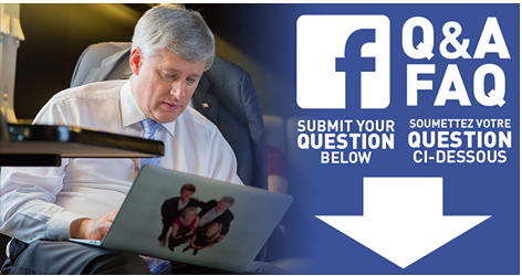 "And grill him they did. The burning questions answered by Harper included:""What do you think is the best part or the highlight of being priminister?""""I really do think you are the best man for the job and the Best Prime Minister Canada has ever had!""""Just want to personally thank you for the great job you are doing.""""As a lifelong fan of the Beatles what is your favourite Beatles album and what is your favourite track from said album?"" (Answer: his favourite album is Revolver while favourite track is Hey Jude, a single.) ""Do you personally have a preference for amateur or professional hockey?"" (Answer: professional.)""NEVER stop standing of supporting the country of Israel."""