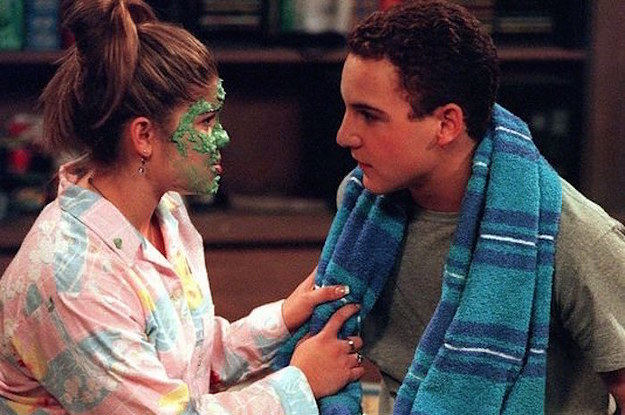 ben savage shirtless