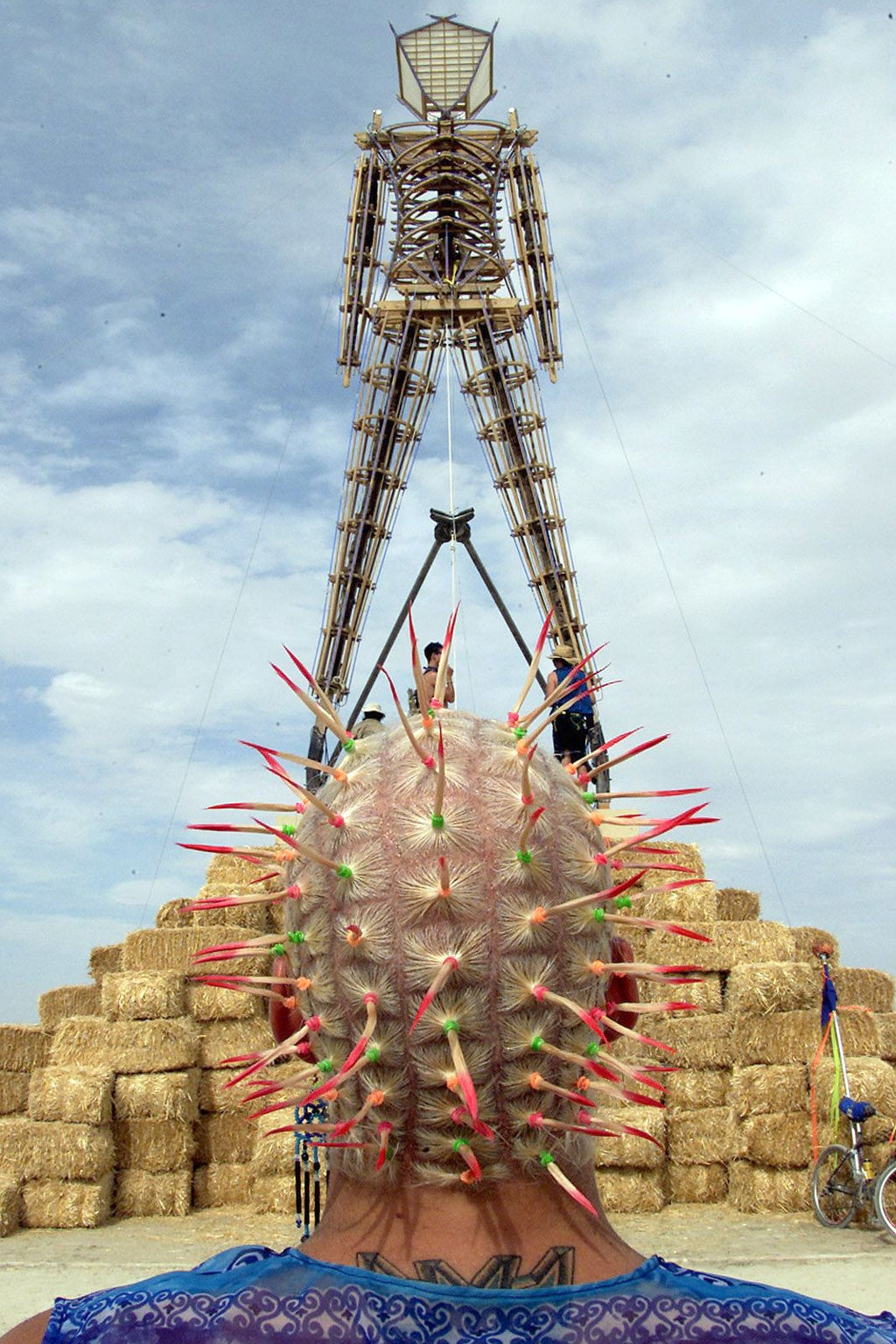 37 Of The Most Insane Pictures Ever Taken At Burning Man