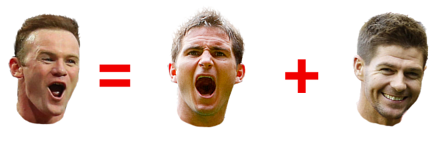 Though obviously the Lampard/Gerrard duo were always accused of being less than the sum of their parts.