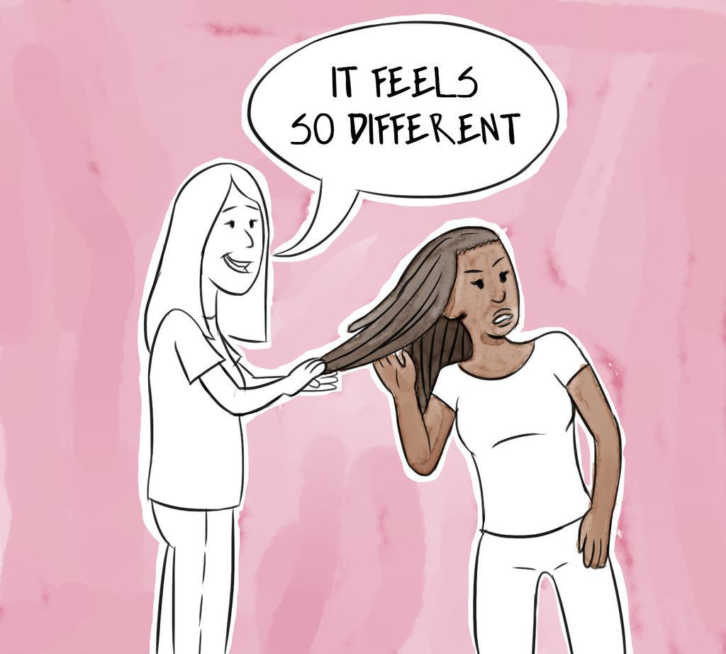 What People With Natural Hair Actually Hear