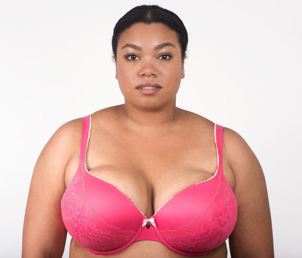 My push up bra my boob