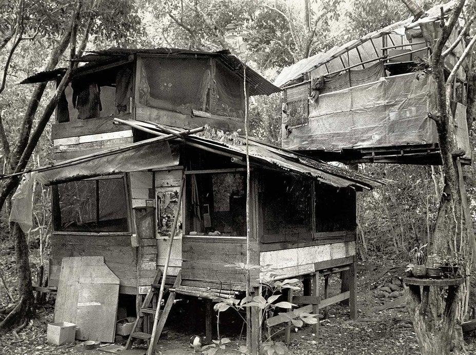 John and Marie Calanga's home.