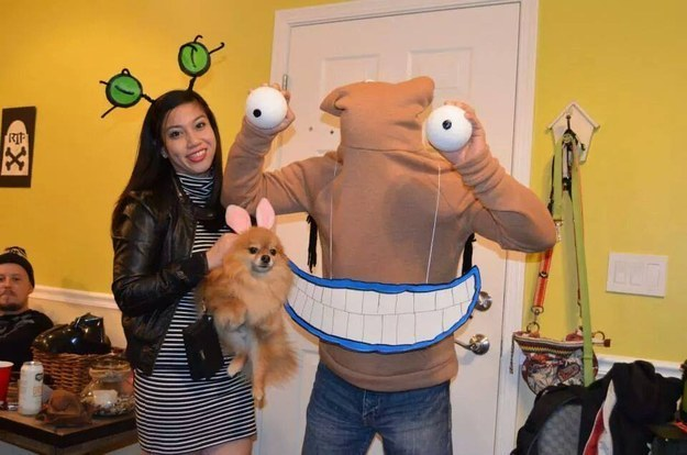 23 Ridiculously Clever Halloween Costumes Every Tv Lover Will Want