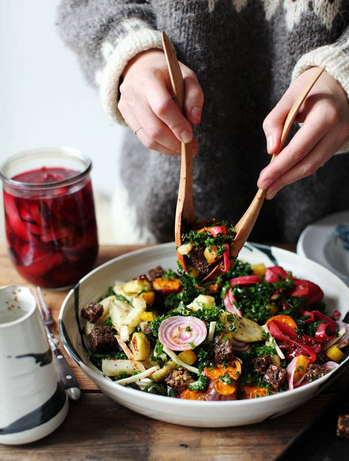 15 amazing vegetarian food blogs you should be following sarahx27s award winning blog always features natural food presented in forumfinder Gallery